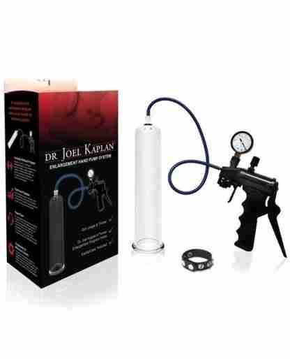 """Dr. Joel Kaplan Male Enlargement Pump System - Small 1.75"""" Diameter"""