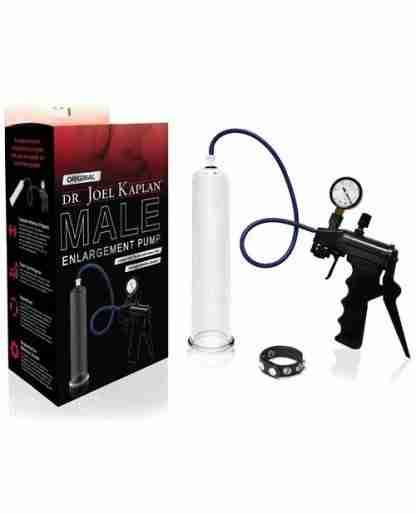 """Dr. Joel Kaplan Male Enlargement Pump System - X Large 2.5"""" I.D."""