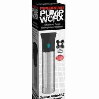 Pump Worx Deluxe Auto Vac Pump