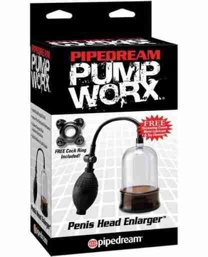 Pump Worx Penis Head Enlarger